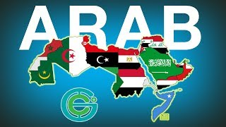 Download The difference between Arab Countries (Geography Now!) Video