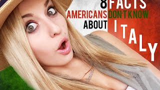 Download 8 FACTS MOST AMERICANS DON'T KNOW ABOUT ITALY Video