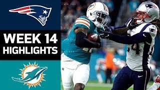 Download Patriots vs. Dolphins | NFL Week 14 Game Highlights Video