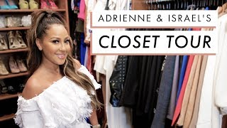 Download Adrienne Houghton's Closet Tour | All Things Adrienne Video