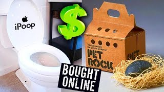 Download 5 WEIRDEST THINGS BOUGHT ONLINE Video