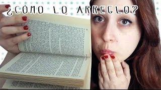 Download Fix my book | Cómo arreglar un libro despegado de las tapas Video