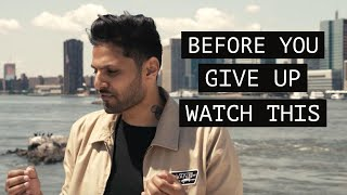 Download Before You Give Up Watch This - Motivation with Jay Shetty Video