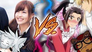 Download Japanese Highschools vs Anime Highschools (feat. Gaijin Goombah) Video