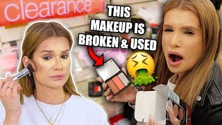 Download Full Face CLEARANCE & DISCOUNTED Makeup! (TJ MAXX, MARSHALLS, WINNERS) Video
