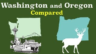 Download Washington and Oregon Compared Video