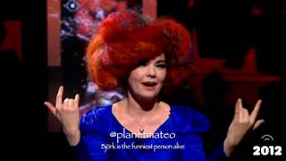 Download Björk is the funniest person alive Video