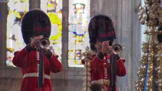 Download God Save the Queen - 85th Birthday of HM, Queen Elizabeth II at Westminster Abbey Video