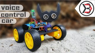 Download How To Make DIY Arduino Voice Controlled Car At Home Video