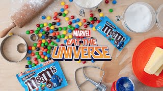 Download Making an Infinity Gauntlet with Hazelnut Spread M&M's! Video