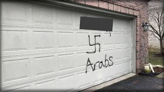 Download HATE VANDALISM SHOWS UP ON HOME… TOWN STUNNED WHEN SHOCK SUSPECT REVEALED Video