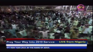 Download MFM Dec 2018 End of The Year Service Video