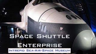 Download Space Shuttle Enterprise at Intrepid Museum's Space Shuttle Pavilion Video