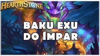 Download HEARTHSTONE - BAKU EXU DO ÍMPAR! (STANDARD ODD AGGRO HUNTER) Video