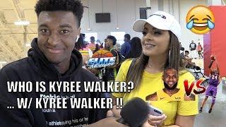 Download ″Who is Kyree Walker?!″ with Kyree Walker! + Lebron vs Kobe! Video