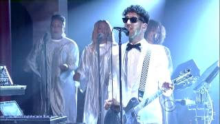 Download Chromeo - Jealous (I Ain't With It) (Late Show with David Letterman) Video
