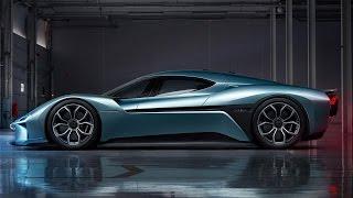 Download NIO EP9: The Fastest EV Supercar In The World - Formula E Video