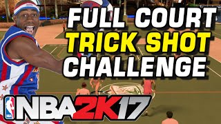 Download NBA 2K17 INSANE TRICK SHOT CHALLENGE! IMPOSSIBLE? Video