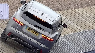 Download 2018 Jaguar E-Pace - Ramp Test Video
