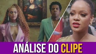 Download Rihanna Analisa ″APES**T THE CARTERS″ Video