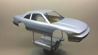 Download How to: Paint a Scale Model with Spray cans Part 2: Color Video