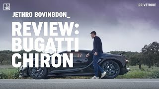 Download REVIEW: Bugatti Chiron, the new 1479bhp and 261mph hypercar king Video