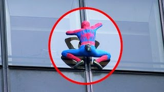 Download 8 Spider-Man Reales Video