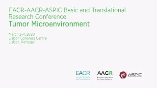 Download EACR-AACR-ASPIC Basic and Translational Research Conference: Tumor Microenvironment Video
