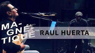 Download Raul Huerta live dans ″Magnétique″ (6 septembre 2019, RTS Espace 2) Video