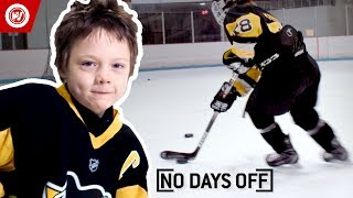 Download 8-Year-Old Sidney Crosby | Roman Marcotte Hockey Highlights Video