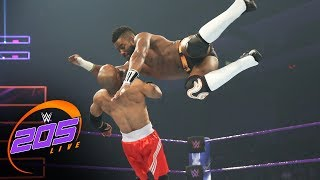 Download Cedric Alexander vs Johnny Boone: WWE 205 Live, May 23, 2017 Video
