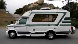 Download Chinook Concourse RV Motorhome Class C or B Solar Powered Ford Camper For Sale Video