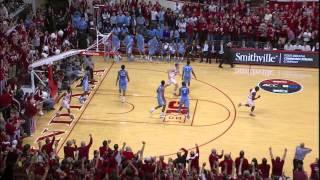Download North Carolina at Indiana Highlights Video