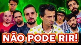 Download NÃO PODE RIR! com COMEDIANTES (Murilo Couto, Nando Viana, Patrick Maia e Márcio Ballas) Video