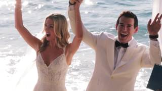 Download Matt and Mallory's Necker Island Wedding Video