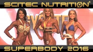 Download SUPERBODY 2016 – BIKINI FITNESS 2. Video