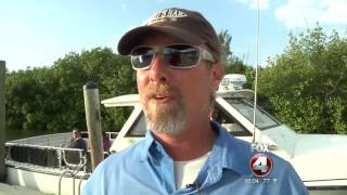 Download Boaters head out despite severe weather Video