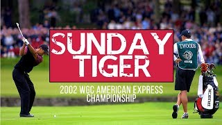 Download Sunday Tiger Woods - WGC American Express Championship 2002 Video