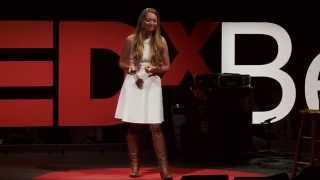 Download We can save the bees together: Sarah Red-Laird at TEDxBend Video
