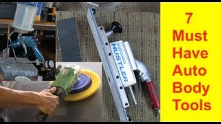 Download 7 Must Have Auto Body Tools To Get Started in Auto Body Repair Video