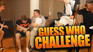 Download THE GUESS WHO CHALLENGE! Video