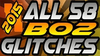 Download *2015* All 58 Unpatched Black Ops 2 Glitches! (Solo, Online, Working Glitches on All Maps) Video