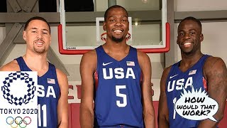 Download Could NBA Stars Compete in Olympics 3-on-3?: How Would That Work? | Stadium Video