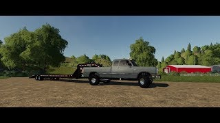 Download We got a 1st gen to use for landscaping! FS19! Feel free to self promote! Video