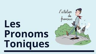 Download Les pronoms toniques Video