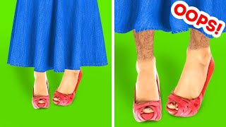 Download 35 LIFE HACKS EVERY GIRL SHOULD KNOW Video