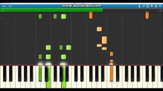 Download Hey Baby By Dimitri Vegas & Like Mike vs Diplo - Piano Tutorial (Synthesia) Video