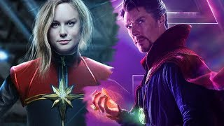Download Why Doctor Strange Used The Time Stone To Bring Captain Marvel Into Avengers 4 Video
