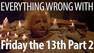 Download Everything Wrong With Friday the 13th Part 2 Video