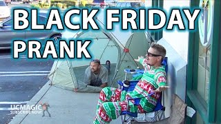 Download BLACK FRIDAY PRANK!! (Waiting at gas station and dollar store!!) lol Video